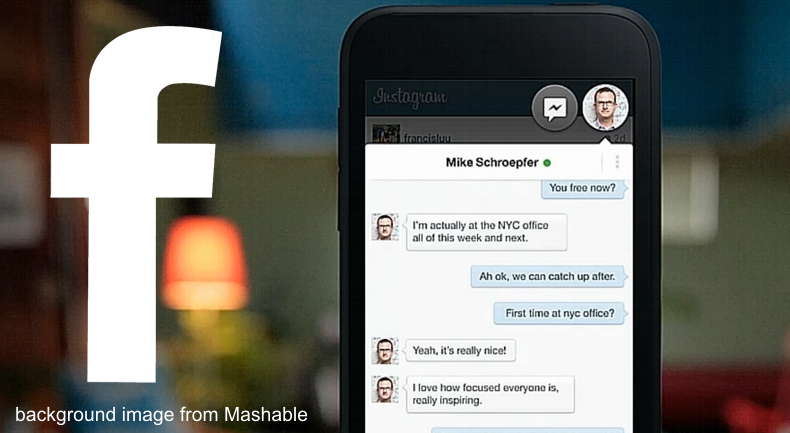 chat head facebook messenger