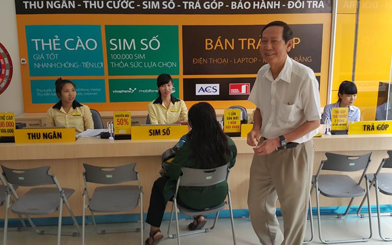 307B Lê Quang Định, P.07, Q.Bình Thạnh, TP.Hồ Chí Minh