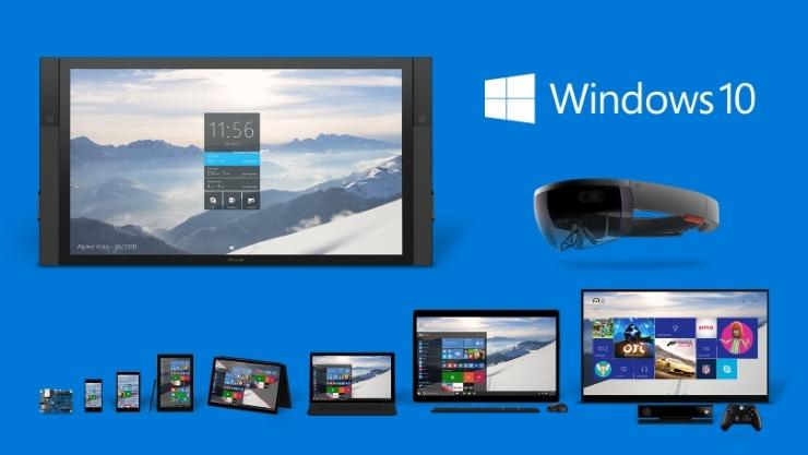 Windows 10 sẽ là nền tảng hệ điều xuyên suốt từ thiết bị di động đến máy tính của Microsoft