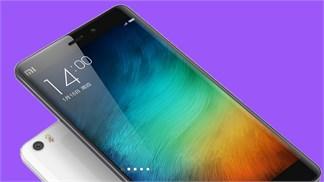Smartphone Xiaomi chạy chip Snapdragon 820 giá có thể chỉ 6.5 triệu