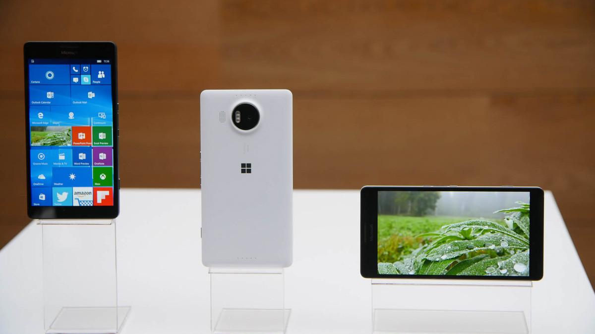 Lumia 950 và 950XL