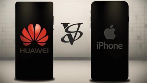 Huawei được lòng khách hàng hơn cả Apple