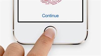 Touch ID trên iPhone 6s nóng một cách vô lý