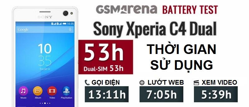 Pin Sony C4