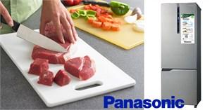 Panasonic ra mắt tủ lạnh cấp đông mềm giá rẻ
