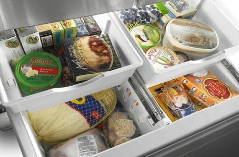Bảo quản thực phẩm đông lạnh một cách tốt nhất