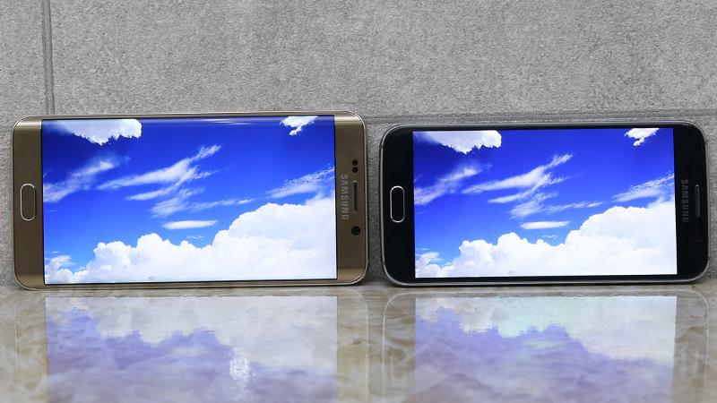 So sánh màn hình