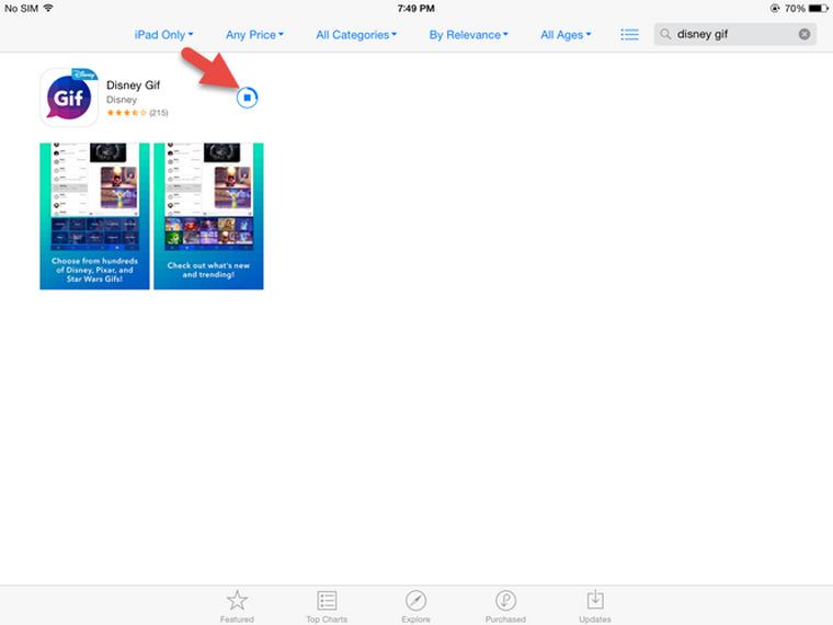Như vậy là Apple ID của bạn đã có thể dùng được để tải các ứng dụng, game chỉ dành cho App Store tại Mỹ...