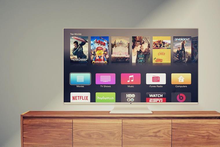Nhiều người trông đợi vào tivi tương lai của Apple