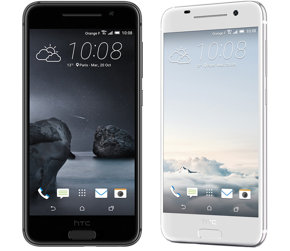HTC One A9 rất giống với iPhone