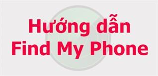 [Tip iOS] Hướng dẫn tìm iPhone và iPad khi bị mất
