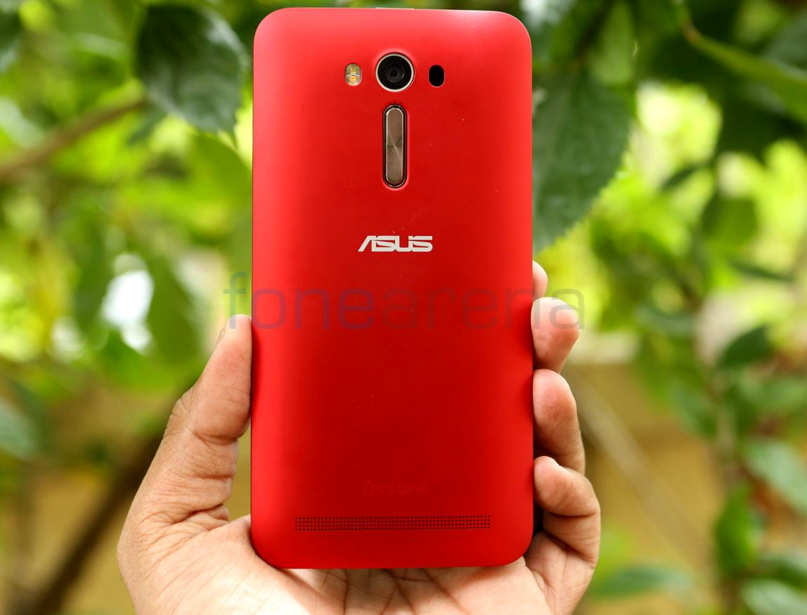 Zenfone 2 Laser với camera 13MP