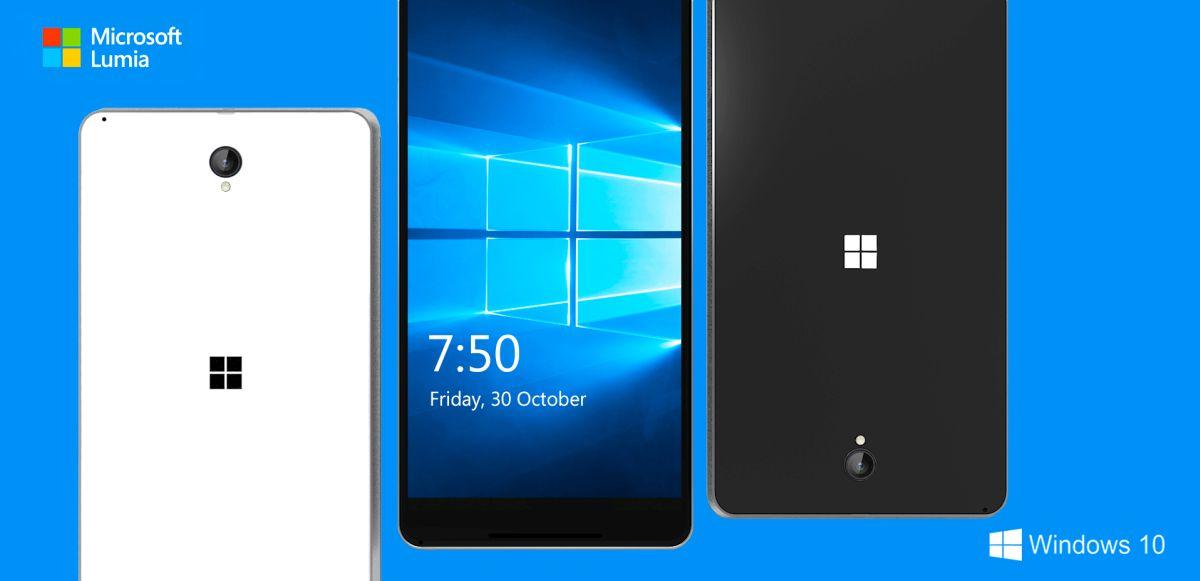 Concept Lumia 750