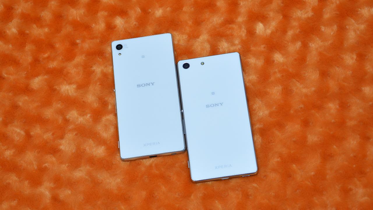 So sánh Sony Xperia Z3 Plus và Xperia M5