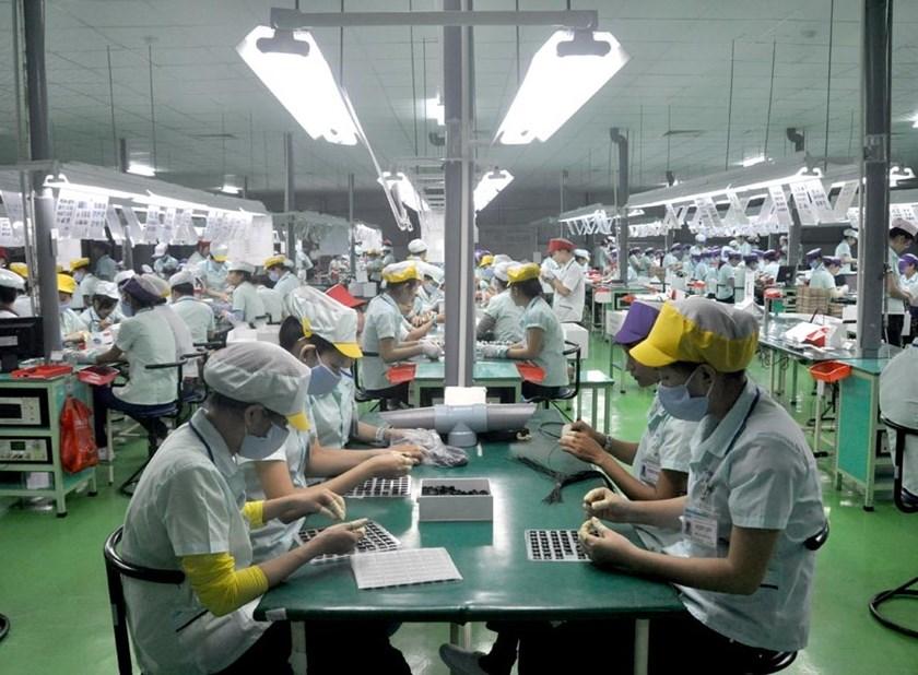 Nhà máy sản xuất điện thoại Samsung Thái Nguyên bị mất trộm