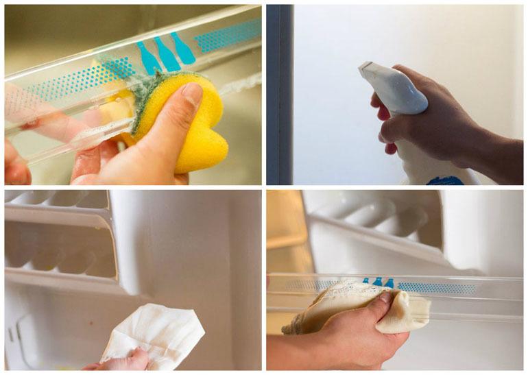 vệ sinh tủ lạnh theo định kỳ