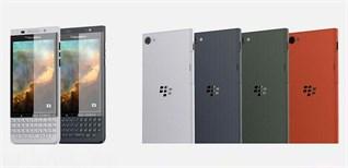 Rò rỉ BlackBerry Vienna, chiếc smartphone android thứ hai của BlackBerry