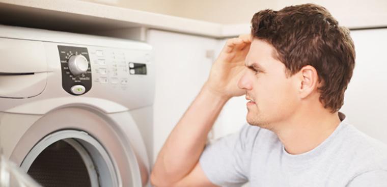 Chiếc máy giặt với những nút bấm thừa thãi