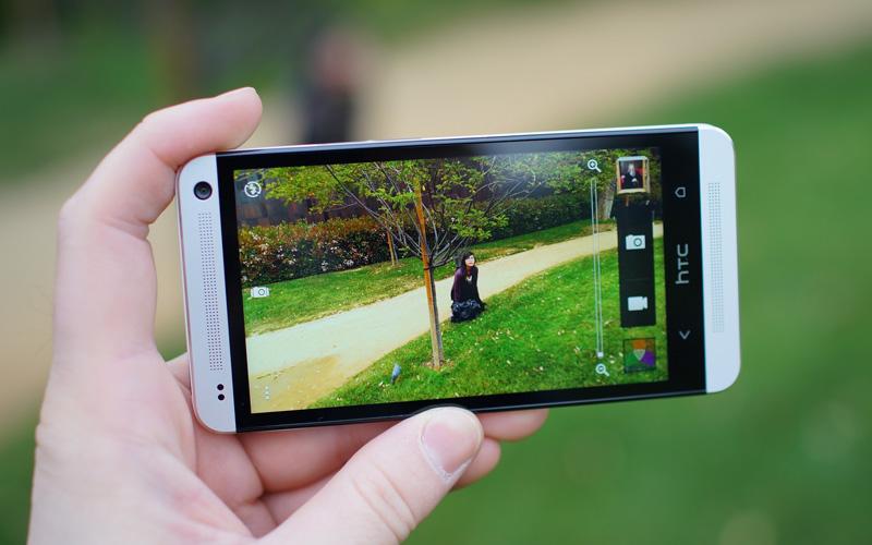 các chế độ chụp ảnh trên smartphone
