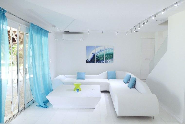 Nên chọn một chiếc máy lạnh có công suất phù hợp với diện tích phòng khách