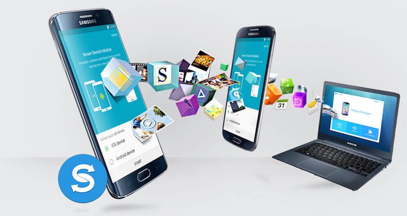 Cách chuyển dữ liệu từ điện thoại sang máy tính