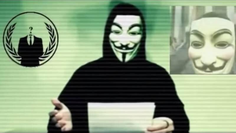 Anonymous tuyên chiến với IS qua video được công bố sau cuộc tấn công