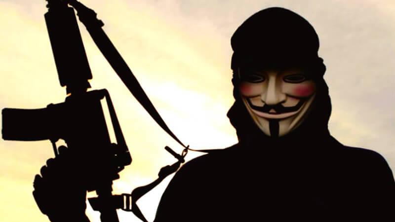 Anonymous quyết tuyên chiến với IS