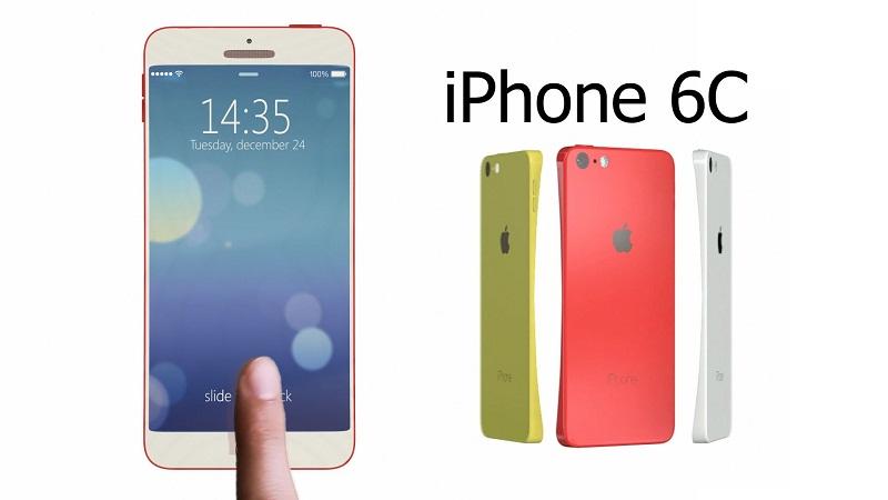 iPhone 6c sẽ trình làng vào năm sau?