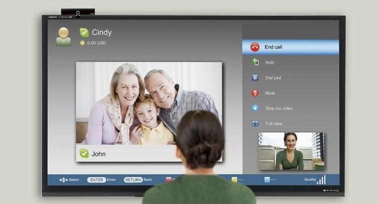 Cẩn thận khi đăng nhập Skype, Facebook…trên Smart tivi