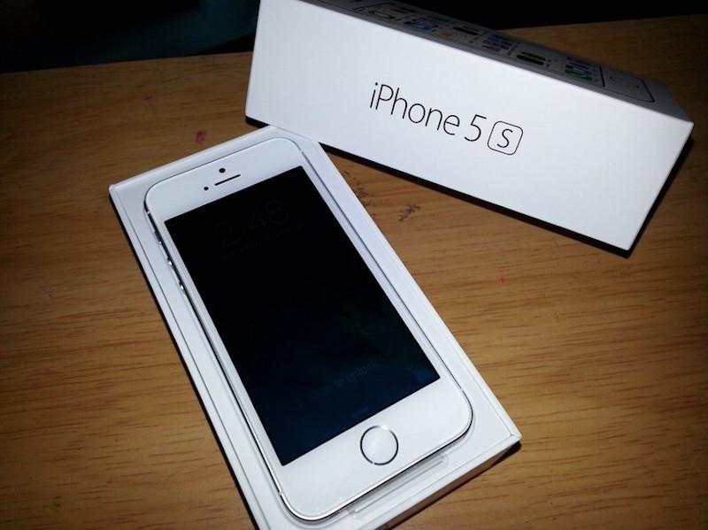 iPhone 5s vẫn là chiếc smartphone đẹp mắt