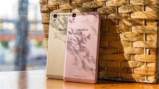 [Cập nhật] Mở hộp OPPO R7s chính hãng, thêm màu hồng sành điệu