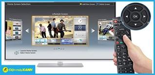Khắc phục một số lỗi thường gặp trên tivi Panasonic