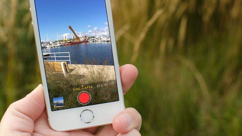 Hướng dẫn thử nghiệm tính năng quay video Time-Lapse trên iPhone