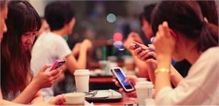 Giới trẻ Việt dành 15,4 giờ mỗi tuần cho smartphone?