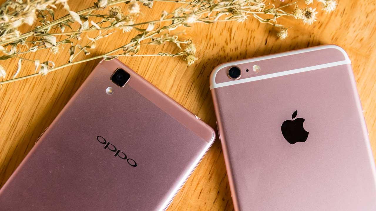 oppor7svsiphone6splus4