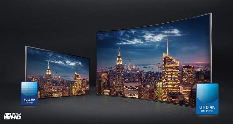 Liệu tivi 4K có là sự lựa chọn đúng đắn?
