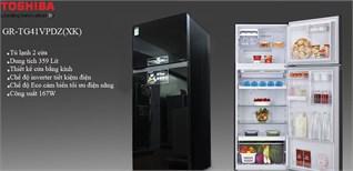 5 tủ lạnh Toshiba dung tích lớn giá rẻ cho nhu cầu lưu trữ nhiều và hiệu quả