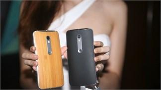 Bộ tứ smartphone Motorola có giá bán chính thức tại Thegioididong