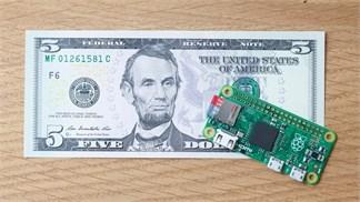 Raspberry Pi trình làng máy tính tí hon giá hơn 100 ngàn VNĐ