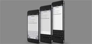 Bản dựng Blackberry Priv của Apple?