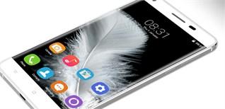 Smartphone Oukitel K6000 Premium có dung lượng pin lên đến 6000mAh