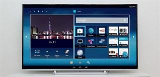 Cách tải ứng dụng ngoài trên Smart tivi Toshiba bằng file apk