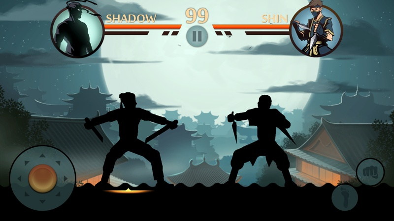 shadow fight 2 hack bất tử
