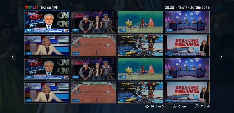 Đánh giá dịch vụ truyền hình FPT Play HD