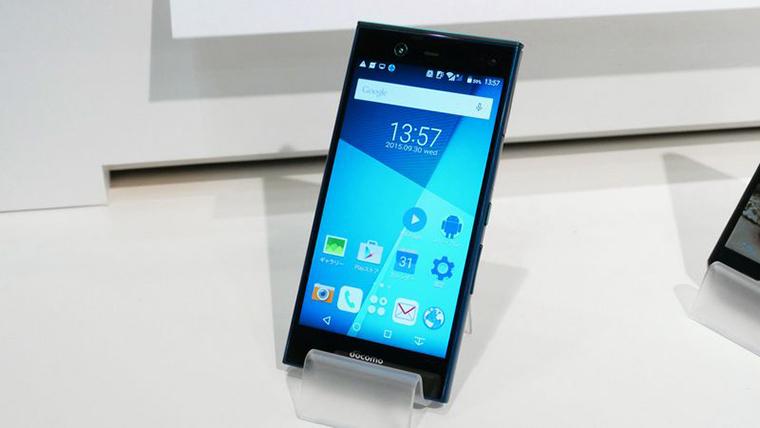 Điện thoại Fujitsu Arrows NX F-02H