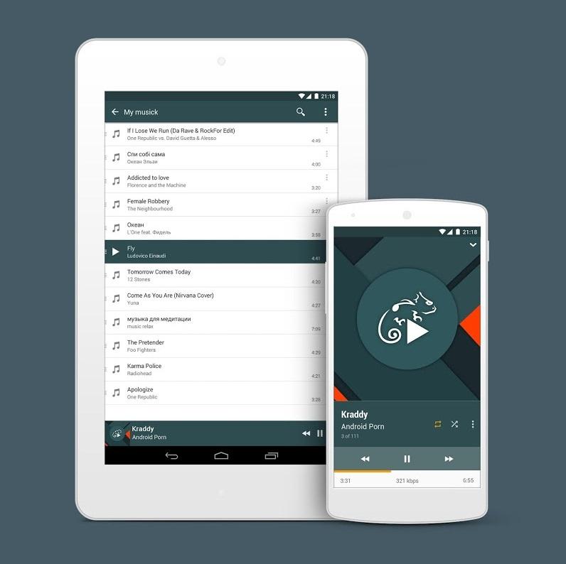11 ứng dụng nghe nhạc 'hay quên sầu' dành cho Android