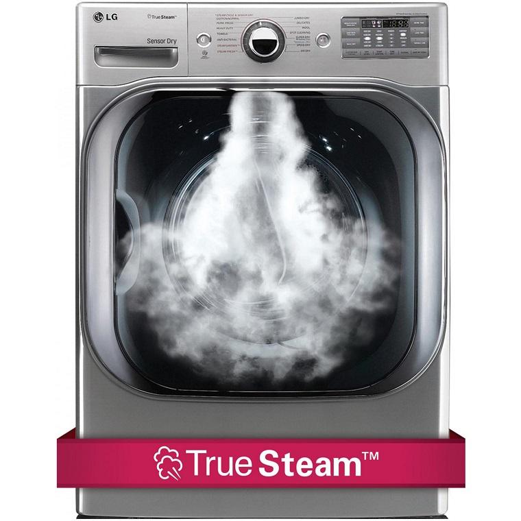 Máy giặt có chức năng giặt hơi nước