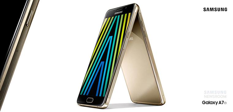 Đánh giá nhanh Samsung Galaxy A7, A5, A3 2016