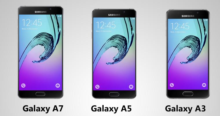 Galaxy A Series 2016