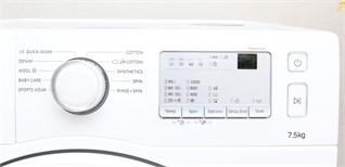 Hướng dẫn sử dụng máy giặt Samsung WW75J3083KW/SV 7.5 kg